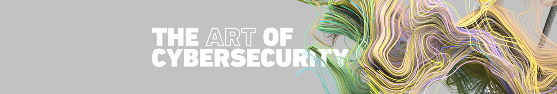 Bannière trend micro the art of cybersecurity